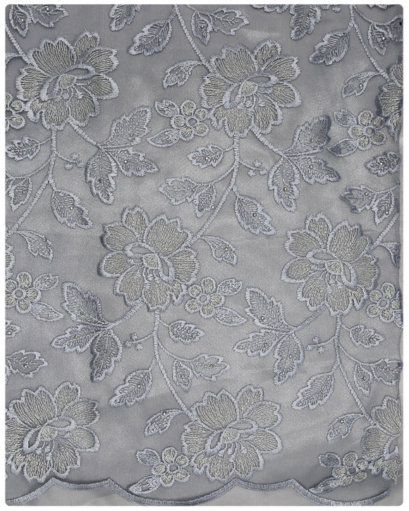 EFRN-129  Exclusive French Lace Grey