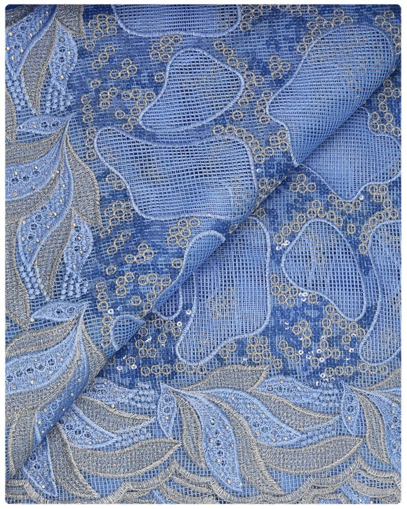 EFRN-130  Exclusive French Lace Blue