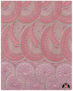 SVL026 - Swiss Voile Lace - Pink