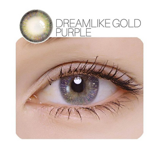 Dreamlike Purple (12 Month) Contact Lenses