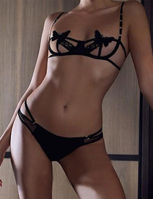 Butterfly Bra & Panty Set