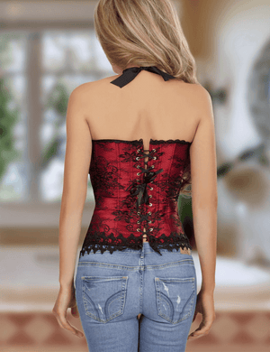 Follow Me To The Moon Corset