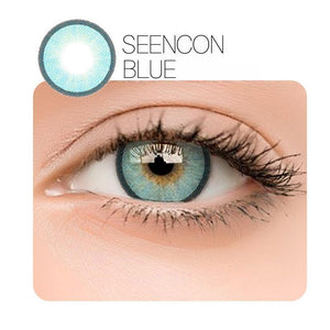 Seencon Blue 2nd (12 Month) Contact Lenses
