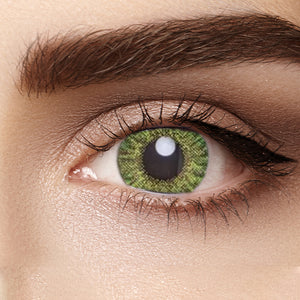 Mystery Green Contact Lenses