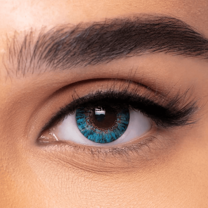 Turquoise Contact Lenses
