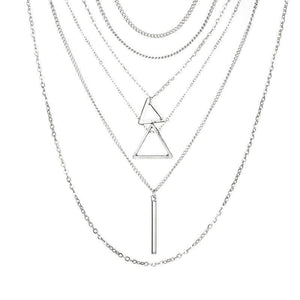 Sovereign Strength Layered Necklace