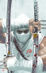 G.I. Joe Complete Silence #1 Gabriele Dell'Otto Virgin Variant Set