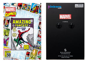 Load image into Gallery viewer, SDCC 2019 Toynk Exclusive Marvel AF 15 Enamel Pin
