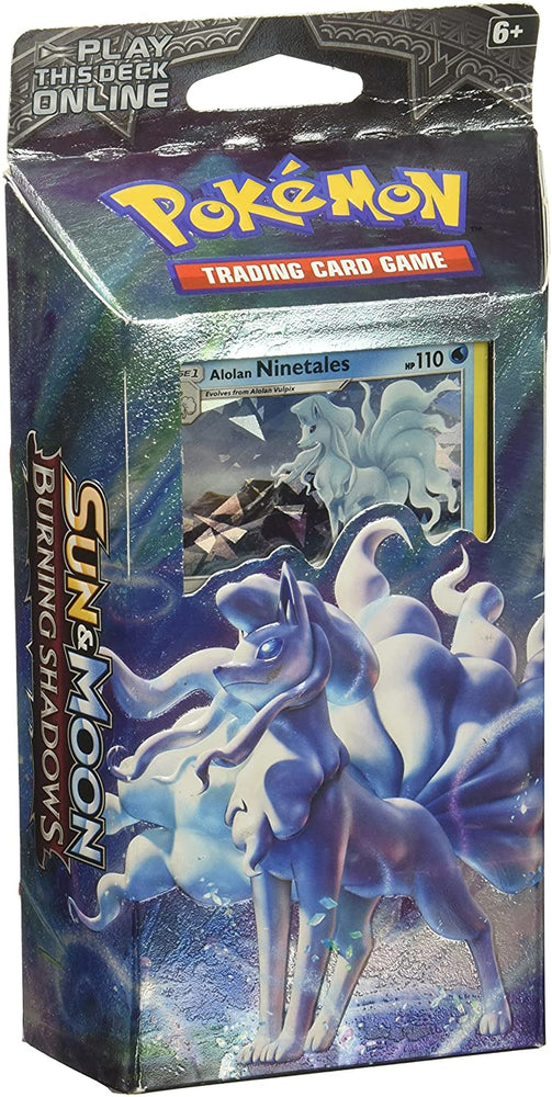 Pokémon TCG: Sun & Moon-Burning Shadows Luminous Frost Theme Deck