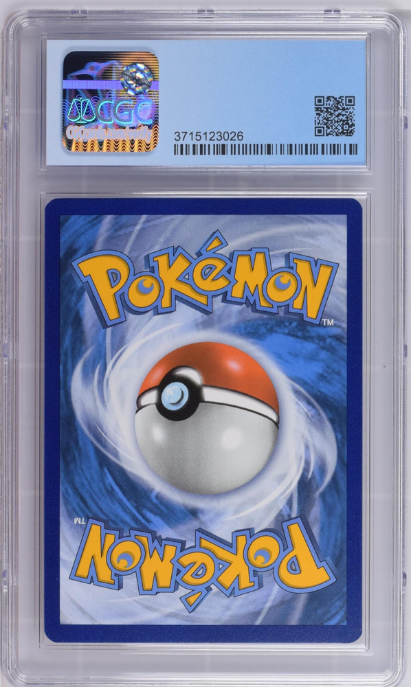 Pokémon Charmander #18 Sun & Moon Burning Shadows CGC 9.5 GEM MINT