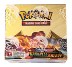 Pokemon TCG Sword and Shield Darkness Ablaze Booster Box
