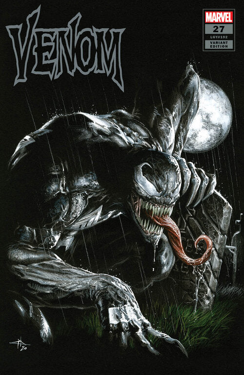 Load image into Gallery viewer, Venom #27 Gabriele Dell'Otto Virgin Variant Set