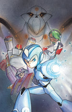 Mega Man Fully Charged #1 3 Pack Cover Set