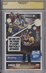 Deadpool the Duck #1 CGC SS 9.8 David Nakayama Signed Cover A