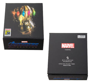 SDCC 2019 Toynk Exclusive Avengers Deluxe Spinning Enamel Pin