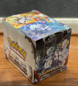 Load image into Gallery viewer, Pokemon TCG: Sun & Moon Burning Shadows Theme Deck Display (8)