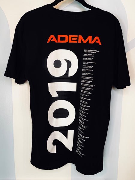 Adema Tour T-Shirt