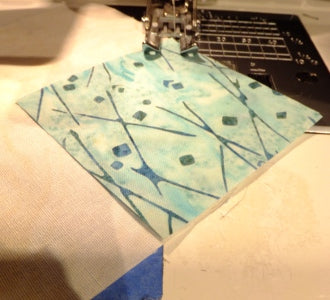 aligning points for accurate stitching