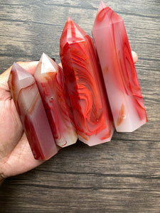 Blood Agate Tower