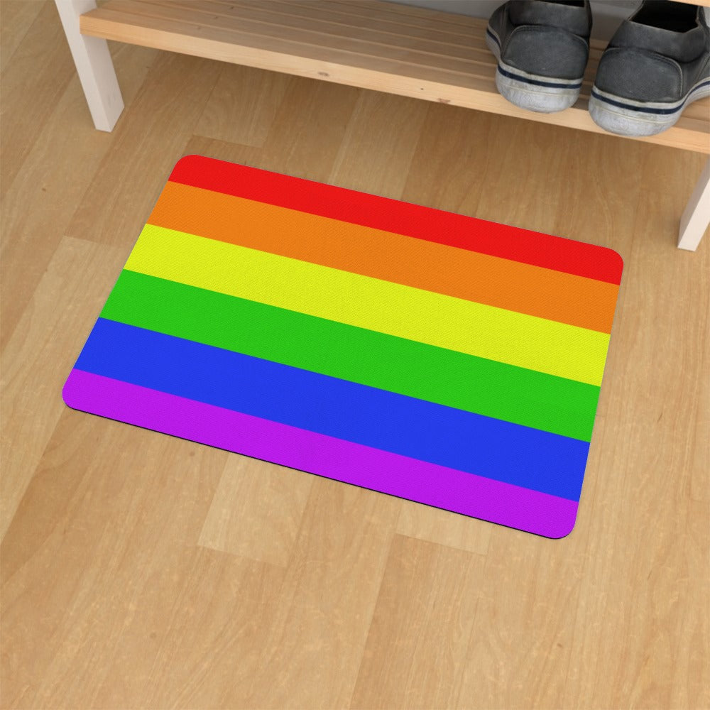 Floor Mats - Pride, Household Supplies by Print On It