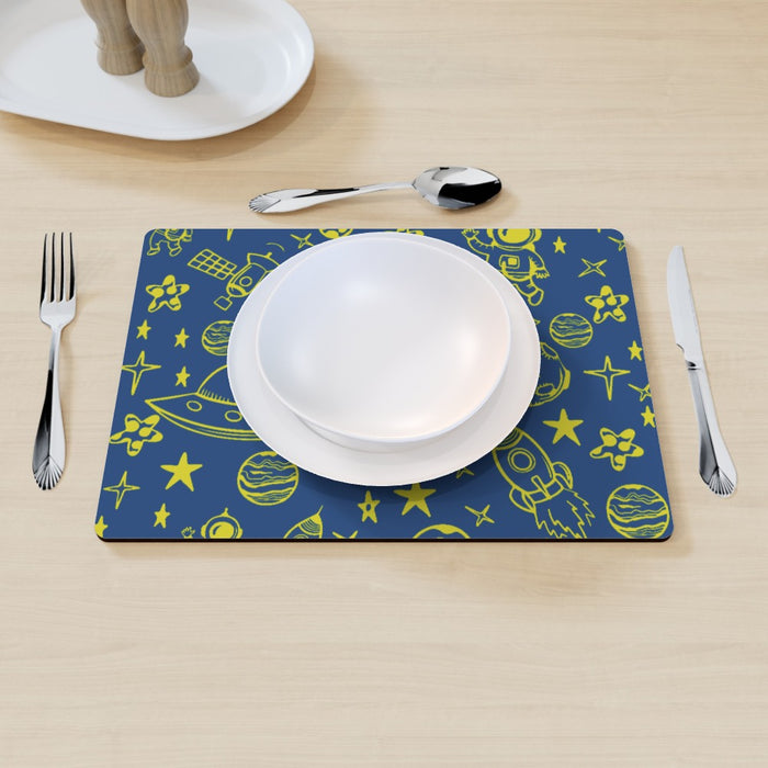Placemat - Space - printonitshop