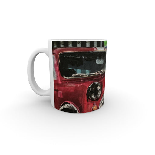 11oz Ceramic Mug - Zoom Zoom - CJ Designs - printonitshop