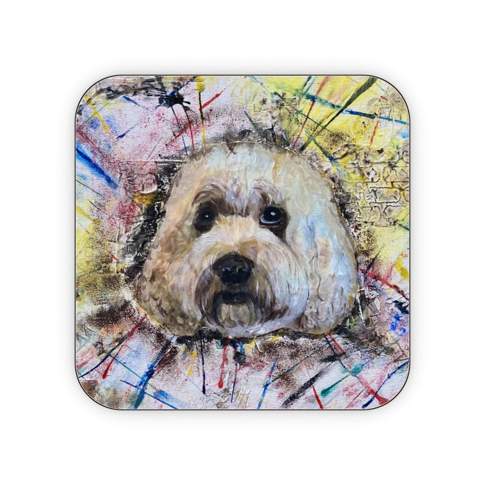 Coasters - Rosie - CJ Designs, Kitchen & Dining by Print On It