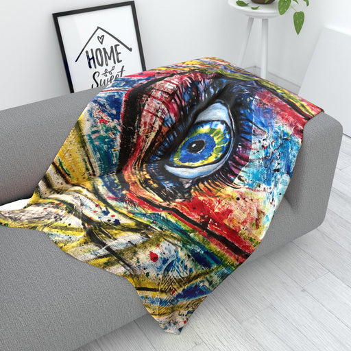 Blanket - Eye - CJ Designs - printonitshop