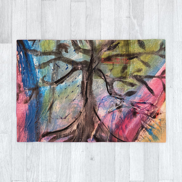 Blanket - Tree Of Life 2 - CJ Designs - printonitshop