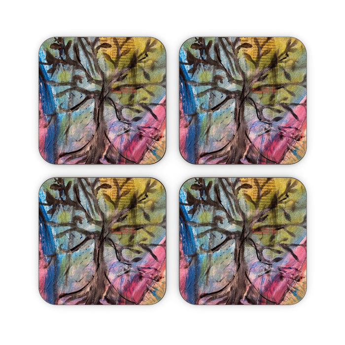 Coasters - Tree Of Life 2 - CJ Designs - printonitshop