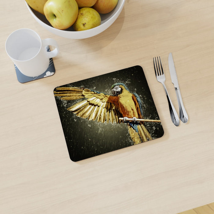 Placemat - Distorted Polly - printonitshop