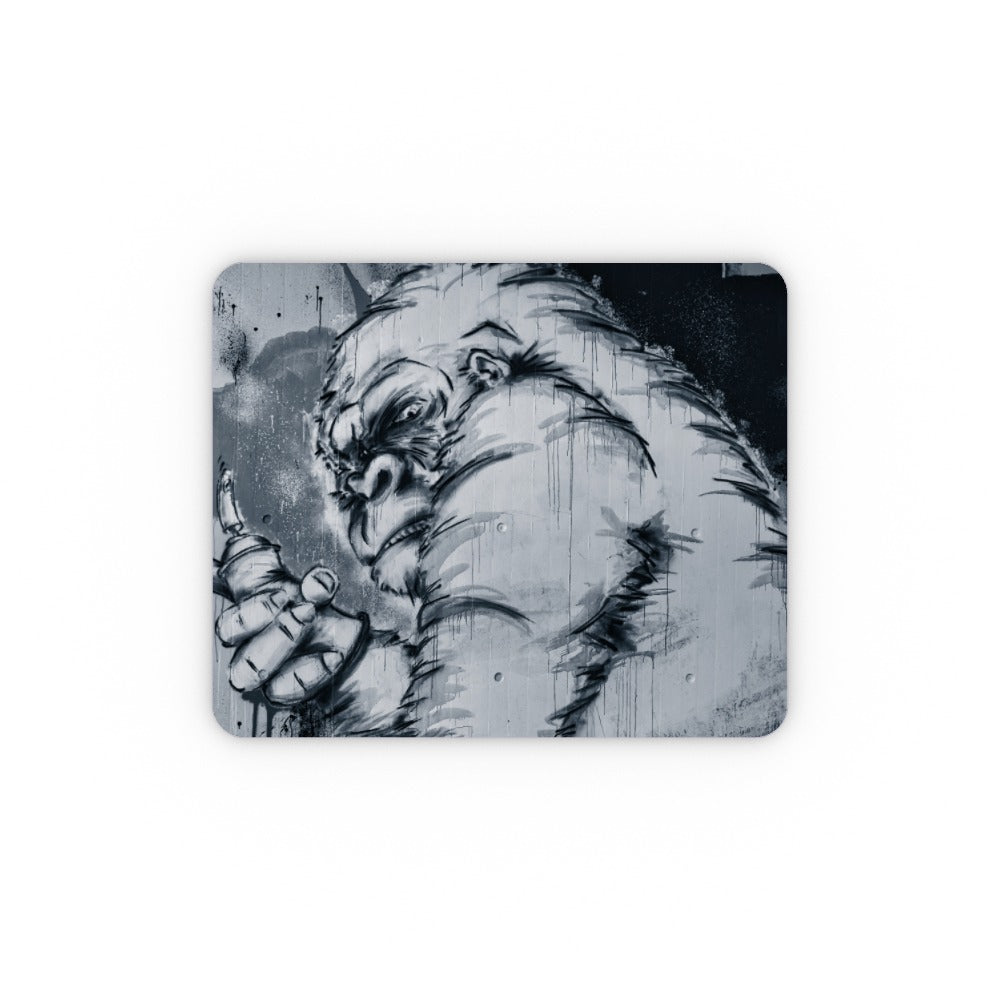 Placemat - Urban Gorilla, Linens & Bedding by Print On It