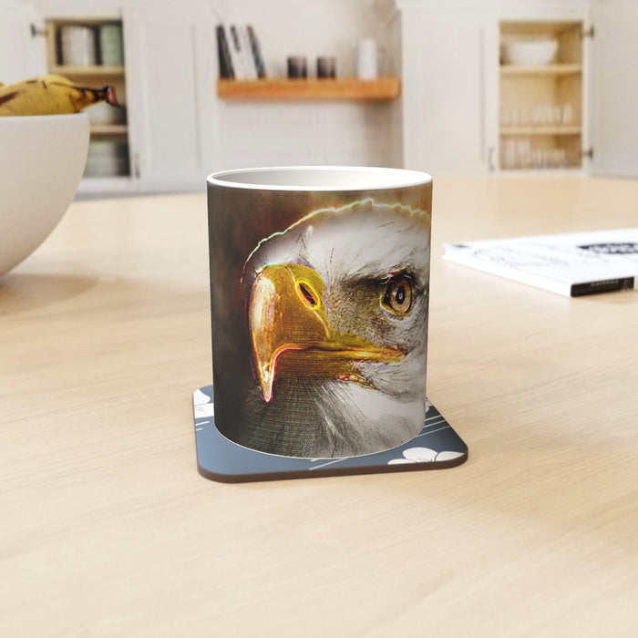 11oz Ceramic Mug - Eagle - printonitshop