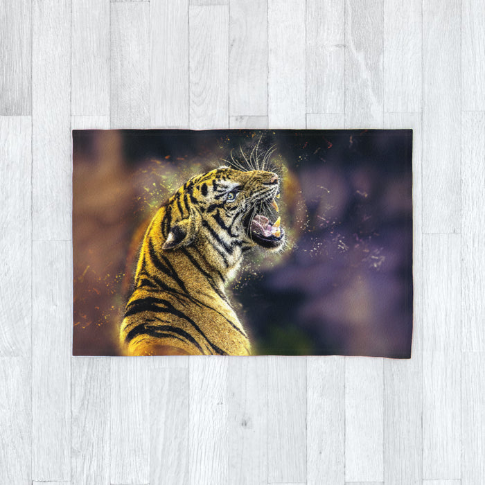 Blanket - Digital Tiger - printonitshop
