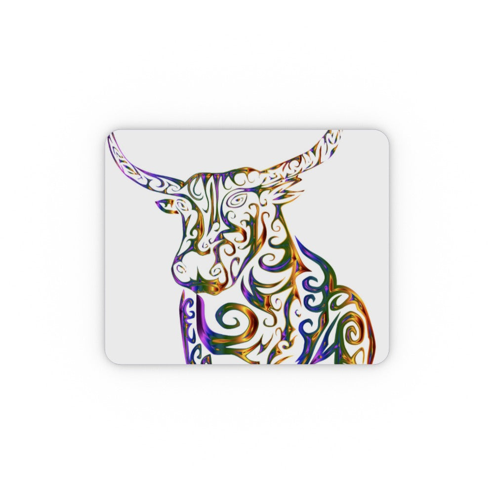 Placemat - Bull Horn, Linens & Bedding by Print On It