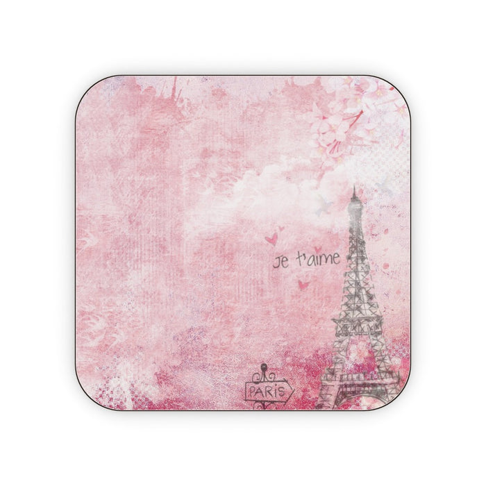 Coasters - Paris Love - printonitshop
