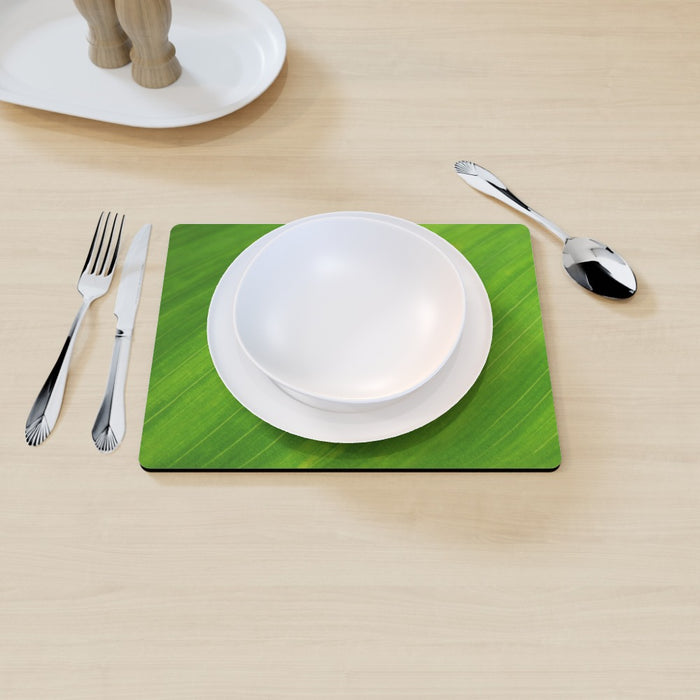 Placemat - Green Linear - printonitshop