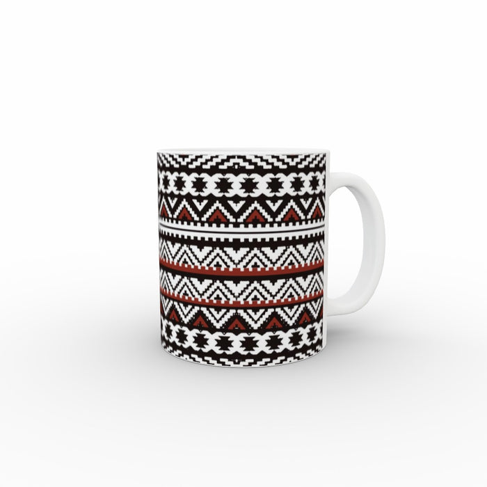11oz Ceramic Mug - Beads - printonitshop