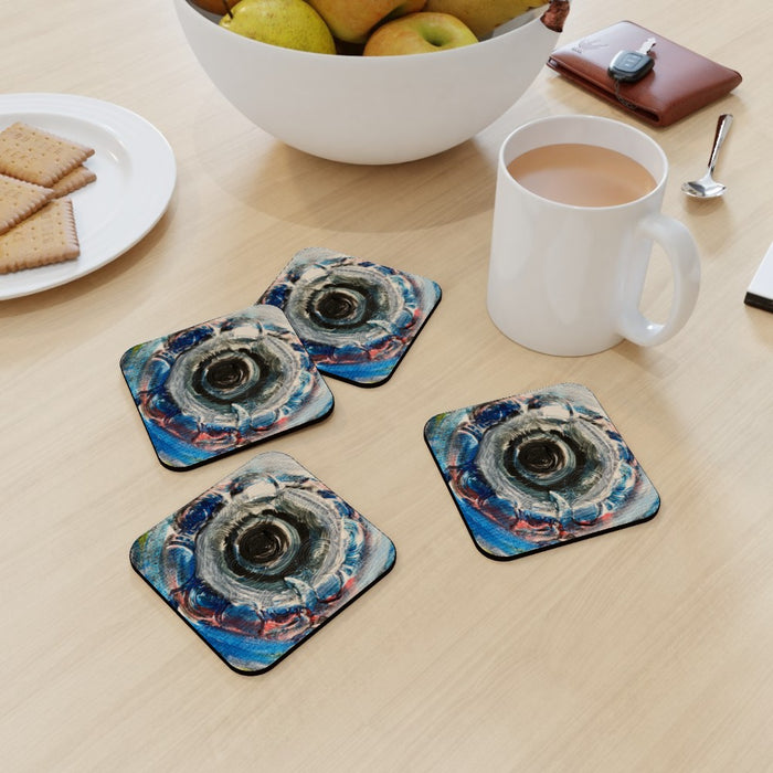 Coasters - Eye Star - CJ Designs - printonitshop