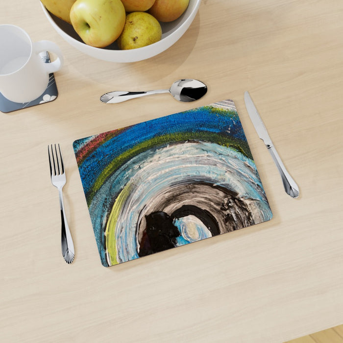 Placemat - Swirly - CJ Designs - printonitshop