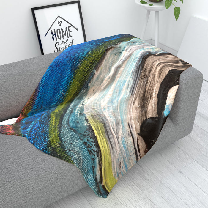 Blanket - Swirly - CJ Designs - printonitshop