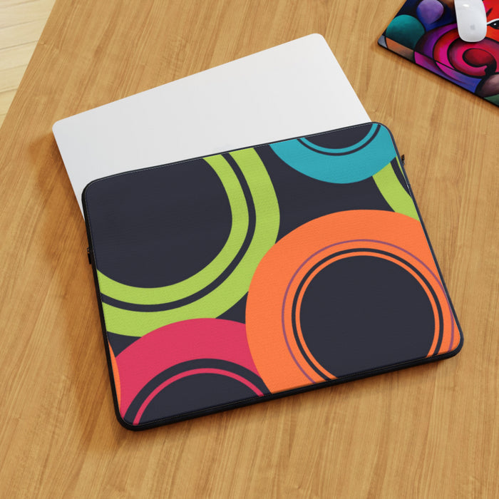 Laptop Skin - Abstract Circles - printonitshop
