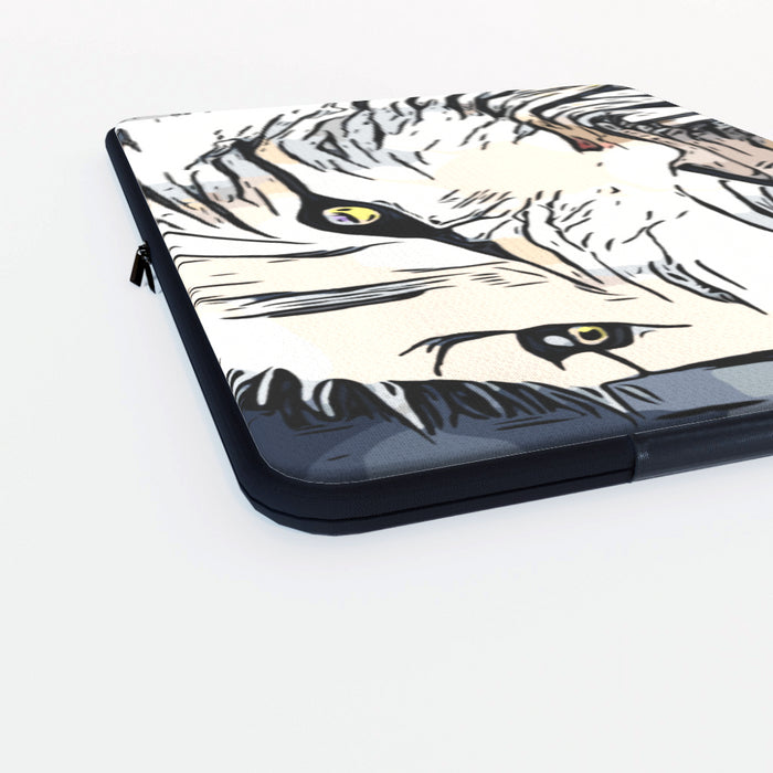 Laptop Skin - Digital Wolf - printonitshop