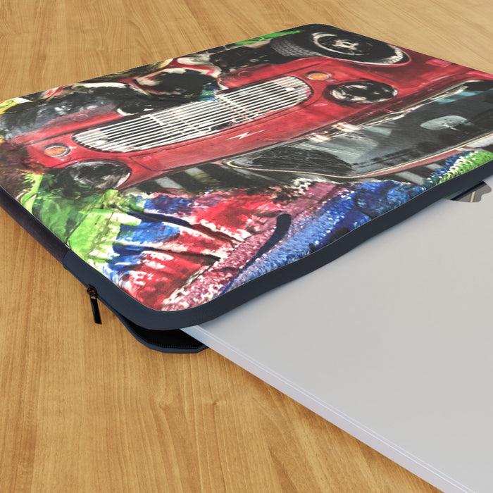 Laptop Skin - Zoom Zoom - CJ Designs - printonitshop