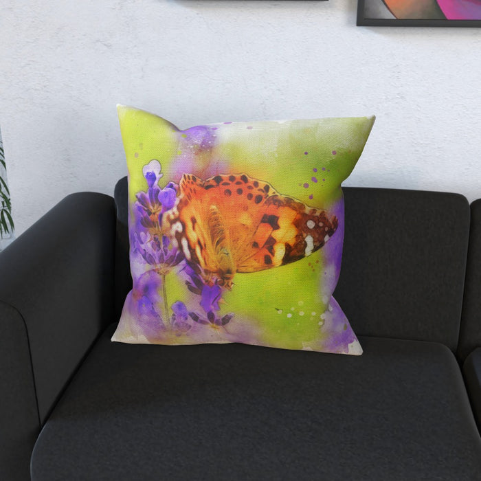 Cushions - Watercolour Butterfly - printonitshop