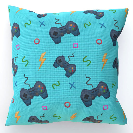 Cushions - Pale Blue Gaming - printonitshop