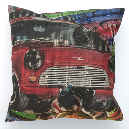 Cushions - Zoom Zoom - CJ Designs - printonitshop