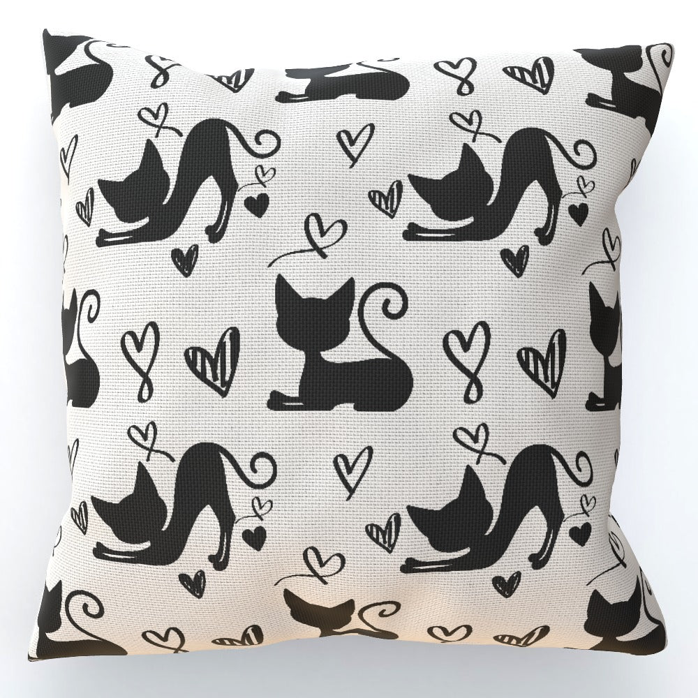 Cushion - Cats by  Print On It