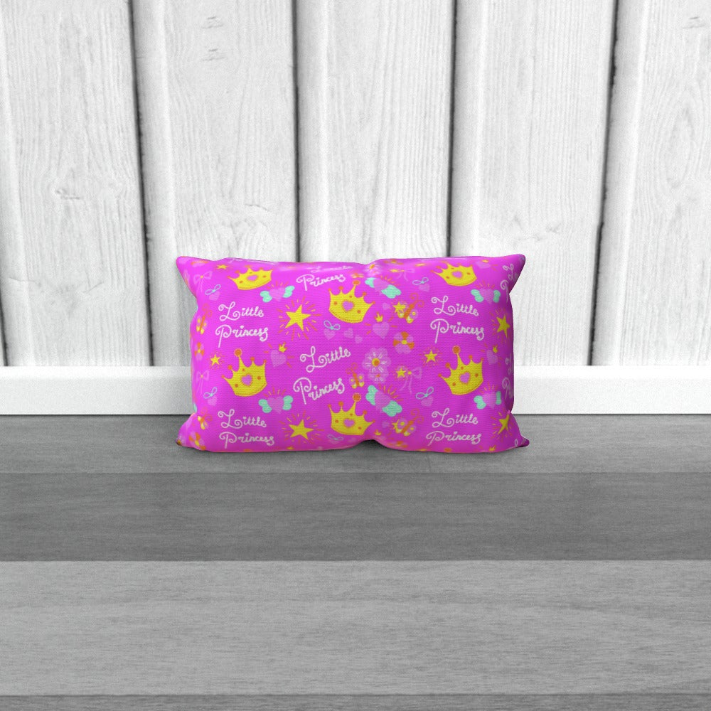 Cushion - Little Princess by  Print On It