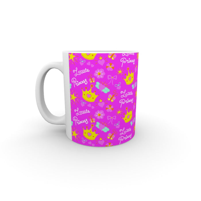 11oz Ceramic Mug - Litttle Princess - printonitshop